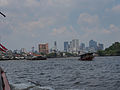Bangkok along the Chao Phraya and Wat Arun (15065231531).jpg