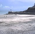 Banjo Pier and Looe Beach - geograph.org.uk - 716743.jpg