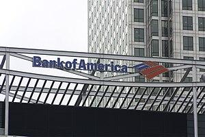 Bank of America logo close-up (Canary Wharf building).jpg