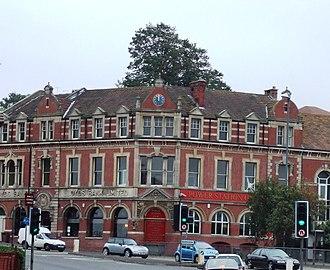 Totterdown, Bristol - Image: Banktotterdown