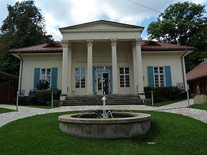 Miklós Barabás - Barabás mansion, Városmajor, Buda