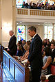 Barack Obama and Joe Biden attend 2013 inaugural church service.jpg