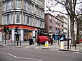 Barons Court Road and North End Road junction - geograph.org.uk - 655276.jpg