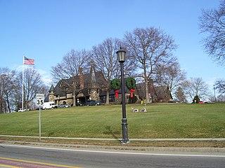Barrington Civic Center Historic District United States historic place