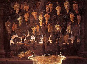 Bartolomeo Bimbi - Image: Bartolomeo Bimbi Grapes WGA02198