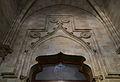 Basílica de sant Vicent Ferrer, arrabà d'una portada de l'atri.JPG