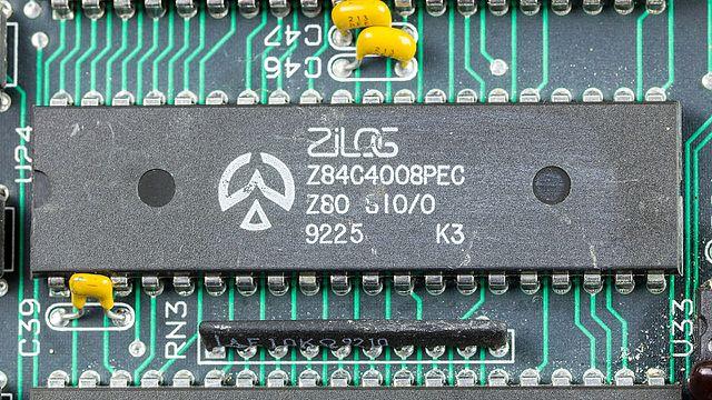 Zilog Z80 - Wikiwand