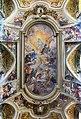 Basilica dei Santi Apostoli (Rome) - Ceiling.jpg