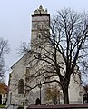 Basilica of the Exaltation of the Holy Cross, Kežmarok1.JPG