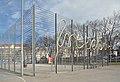 Basketball cage & freedom, Gaudenzdorfer Gürtel, Vienna 01.jpg