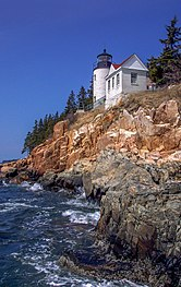 Leuchtturm Bass Harbor Head