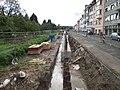Bauarbeiten Hochwasserschutz Koblenz-Neuendorf 2010.jpg
