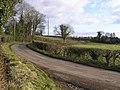Beagh Road, Beagh - geograph.org.uk - 1706732.jpg