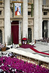 160px-Beatification_of_John_Paul_II_(1).