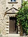 Beaulieu-sur-Dordogne maison Clare porte.JPG