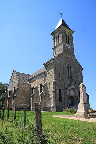 Beauvernois - Beauvernois Church