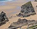 Bedruthan Beach - geograph.org.uk - 314479.jpg