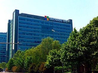Microsoft Research Asia - Tower 2, Microsoft Building