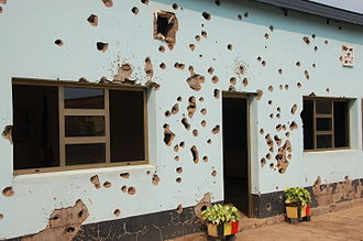 United Nations Security Council Resolution 935 - Memorial to 10 Belgian soldiers killed in Kigali