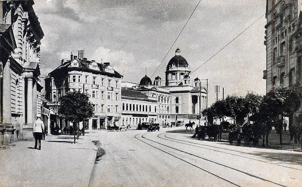 Belgrade - Old Photograph 3