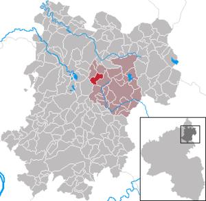 Bellingen, Rhineland-Palatinate - Image: Bellingen im Westerwaldkreis