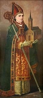 Ansgar saint, Archbishop of Hamburg-Bremen