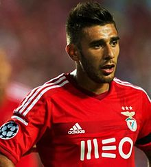 Eduardo Salvio earned a  million dollar salary, leaving the net worth at 8 million in 2017
