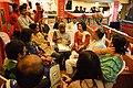 Bengali Writers Adda - Apeejay Bangla Sahitya Utsav - Kolkata 2015-10-10 5684.JPG