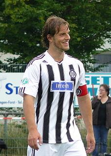 Benjamin Barg German footballer