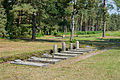 Bergen-Belsen concentration camp memorial - representative graves - 04.jpg