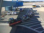Bergen Airport, Flesland, Norway baggage 2015-09-21.jpg