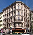 Berlin, Kreuzberg, Mehringdamm 56, Mietshaus.jpg