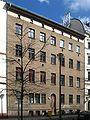 Berlin, Mitte, Mauerstrasse 23, Mietshaus.jpg