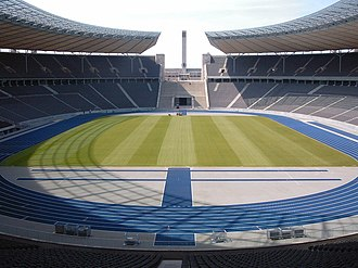 2011 FIFA Women's World Cup - Image: Berlin Olympiastadion nach Umbau