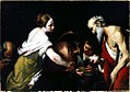 Bernardo Strozzi - An act of mercy, giving drink to the thirsty.jpg