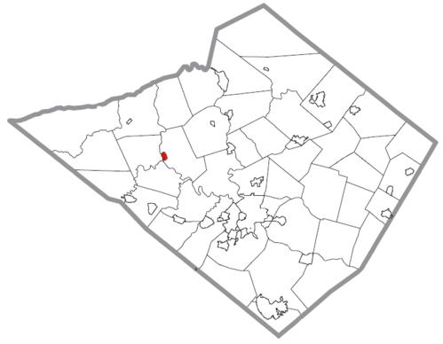 Bernville Pennsylvania