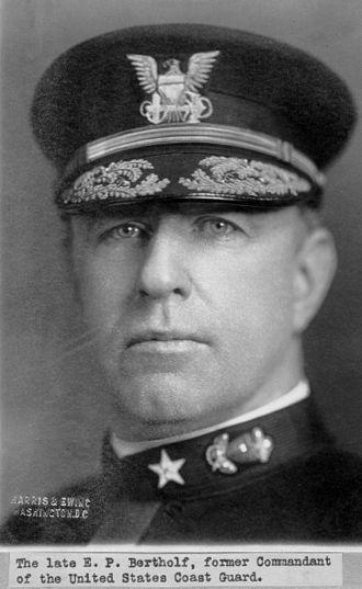 Ellsworth P. Bertholf - Image: Bertholf portrait 3