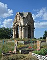 Beryslav Chapel in Honour of Crimean War Warriors at their Cementary 03 (YDS 3247).jpg