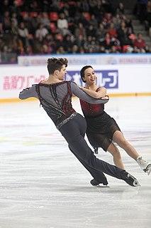 Sergey Mozgov Russian ice dancer