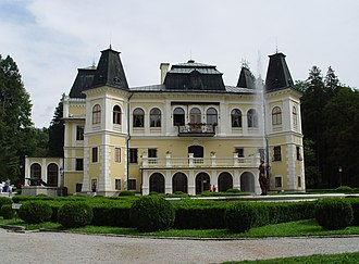 Hungarians in Slovakia - Betliar – Andrássy Castle