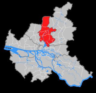 Hamburg-Nord Borough of Hamburg in Germany