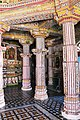 Bhandasar Jain temple pillared interior - 1.jpg