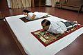 Bhujangasana - International Day of Yoga Celebration - NCSM - Kolkata 2015-06-21 7379.JPG