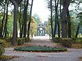 Białystok Pałac Pawilon Włoski z oddali.JPG