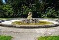 Bielsko-Biała, Fontanna w Parku Słowackiego - fotopolska.eu (127517).jpg