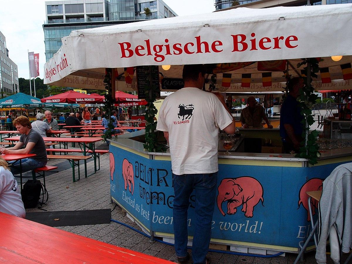 Belgisches Bier – Wikipedia
