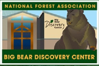 Big Bear Discovery Center - Big Bear Discovery Center logo