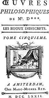<i>The Indiscreet Jewels</i> book