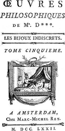 Image illustrative de l'article Les Bijoux indiscrets