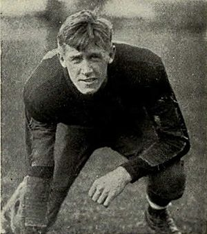 Bill Orwig - Orwig from 1929 Michiganensian